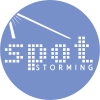Spot Storming Logo